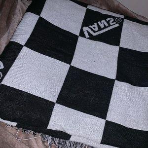 Vans blanket